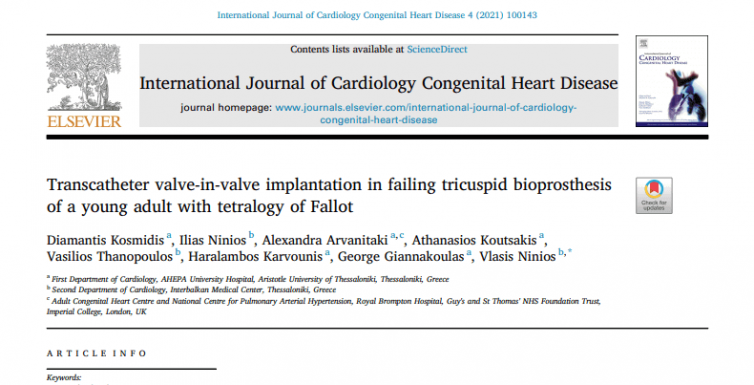 Transcatheter valve-in-Valve implantation